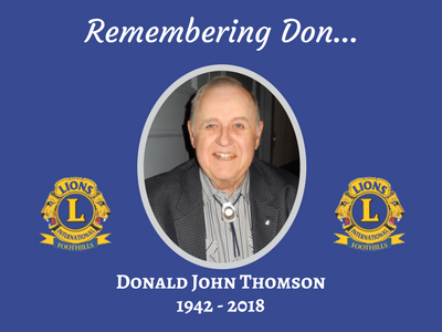 Remembering Don